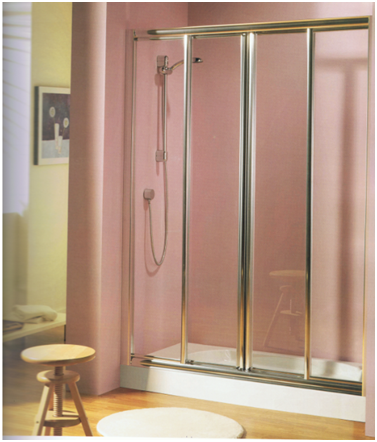 Cambio de ba era por ducha mampara de ba o doccia mil n - Mamparas doccia catalogo ...