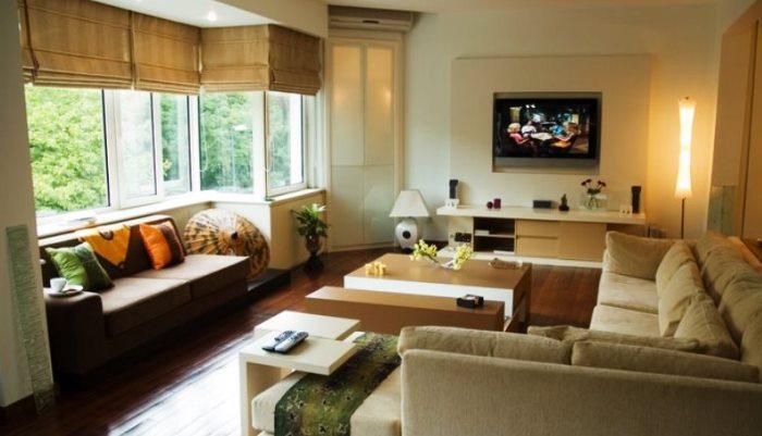 Claves para hacer una casa acogedora (salón acogedor)