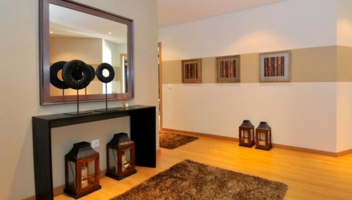 decorar el recibidor y el pasillo (recibidor)
