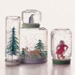 Decorar tu casa en Navidad (Bolas de nieve)